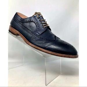 Gordon Rush Brogue Wingtip Shoes